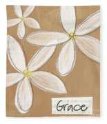 Grace Fleece Blanket