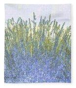 Grains Fleece Blanket
