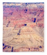 Gran Canyon 32 Fleece Blanket