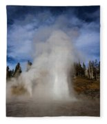 Grand And Vent Fleece Blanket