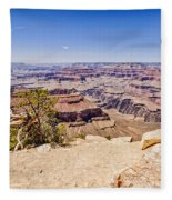 Grand Canyon 1 Fleece Blanket