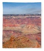Grand Canyon 23 Fleece Blanket