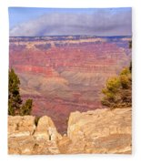 Grand Canyon 36 Fleece Blanket