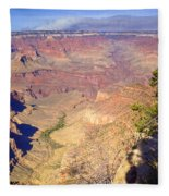 Grand Canyon 38 Fleece Blanket