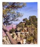 Grand Canyon 40 Fleece Blanket