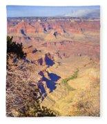 Grand Canyon 41 Fleece Blanket