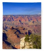 Grand Canyon 43 Fleece Blanket
