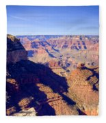 Grand Canyon 44 Fleece Blanket