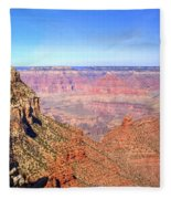 Grand Canyon 54 Fleece Blanket