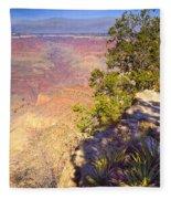 Grand Canyon 55 Fleece Blanket