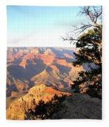 Grand Canyon 63 Fleece Blanket