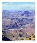 Grand Canyon 64 Fleece Blanket