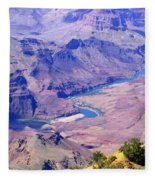 Grand Canyon 71 Fleece Blanket
