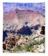 Grand Canyon 78 Fleece Blanket