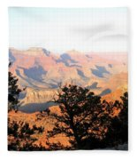Grand Canyon 79 Fleece Blanket