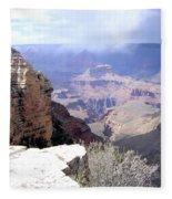 Grand Canyon 84 Fleece Blanket