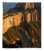 Grand Canyon Cape Royal Fleece Blanket