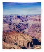 Grand Canyon National Park Fleece Blanket