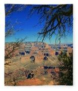 Grand Canyon - South Rim 1  Fleece Blanket