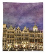 Grand Place Fleece Blanket