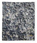Granite Abstract Fleece Blanket