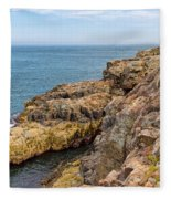 Granite Shore Fleece Blanket