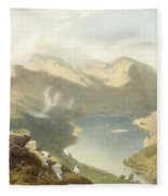 Grasmere From Langdale Fell, From The Fleece Blanket