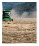 Grass Harvest 16000 Fleece Blanket