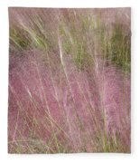 Grass Photography - Soft - By Sharon Cummings Fleece Blanket