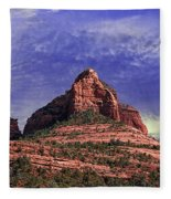 Grasshopper Point Sedona  Fleece Blanket
