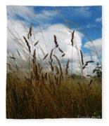 Grassland Fleece Blanket