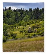 Grayson Highlands Fleece Blanket