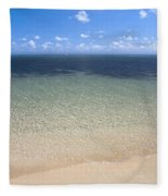 Great Barrier Reef Fleece Blanket