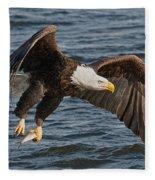 Great Catch Fleece Blanket