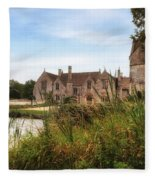 Great Chalfield Manor Fleece Blanket