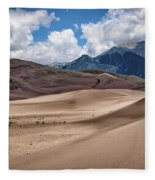 Great Sand Dunes #6 Fleece Blanket