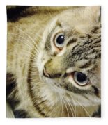 Missing You Baby Girl Fleece Blanket