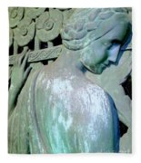 Grecian Goddess Fleece Blanket