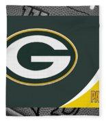 Green Bay Packers Fleece Blanket