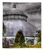 Greenhouse - The Observatory Fleece Blanket
