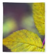 Greenleaf Fleece Blanket
