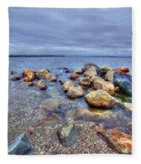 Greenwich Bay Fleece Blanket