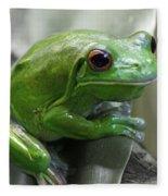 Greeny 5 Fleece Blanket