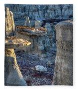 Gremlins Bisti/de-na-zin Wilderness Fleece Blanket