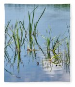 Greylake Reflections Fleece Blanket