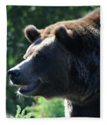 Grizzly-7755 Fleece Blanket