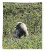 Grizzly One Fleece Blanket