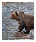 Grizzly River Fleece Blanket