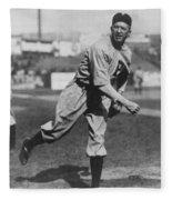 Grover Cleveland Alexander 1915 Fleece Blanket