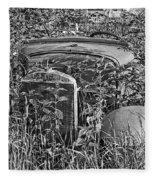 Growing Weeds Fleece Blanket